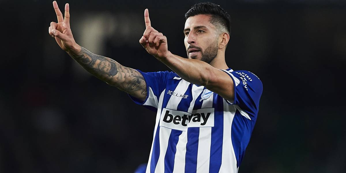 """Maricrack: El """"goleador"""" Guillermo Maripán las hizo todas en empate del Alavés"""