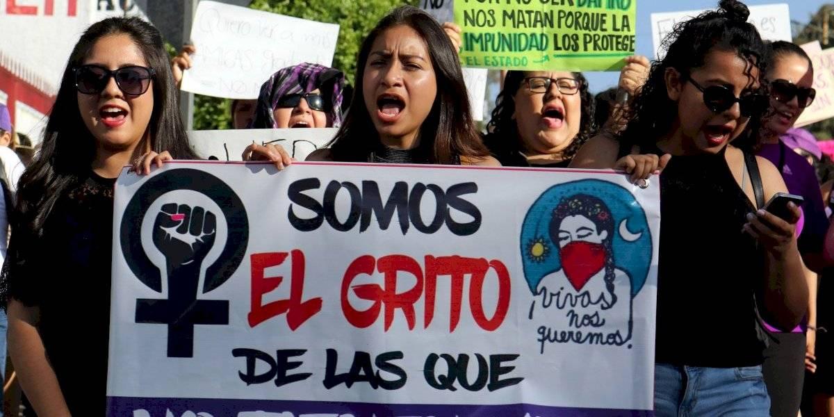 55% de la violencia contra las mujeres en los hogares es ejercida por sus parejas
