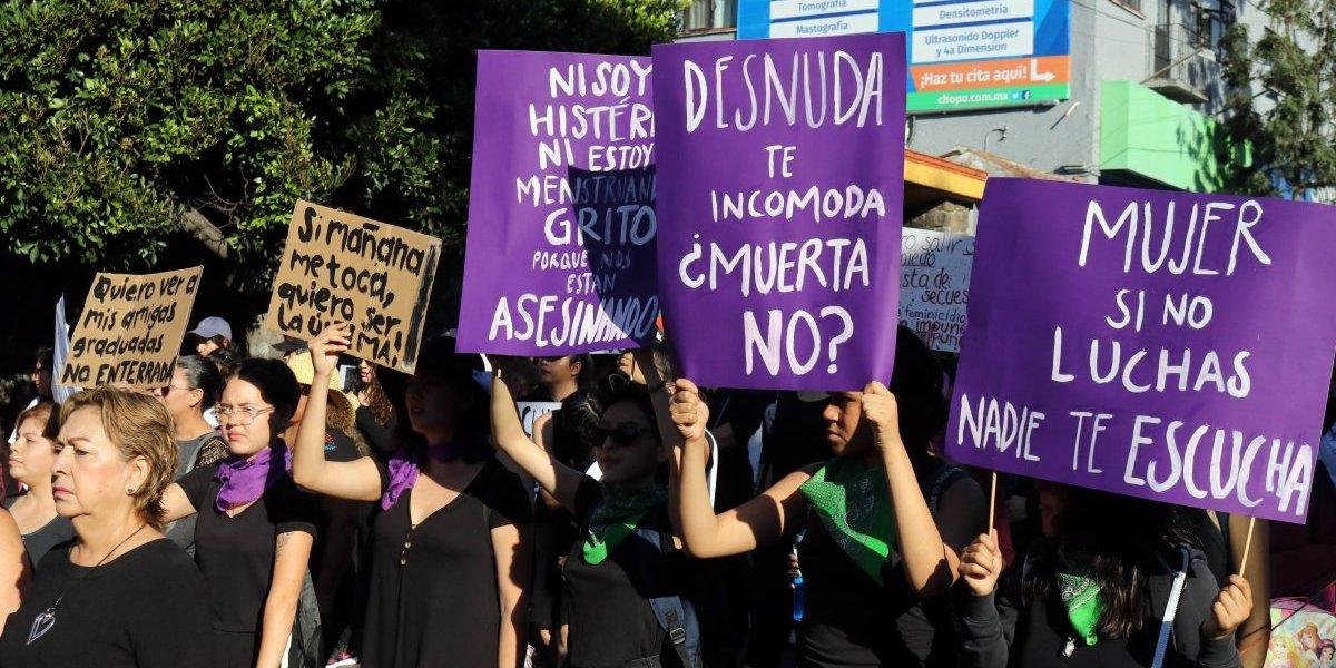 En 4 meses, 3 mil 500 mujeres han sido atendidas por violencia de género