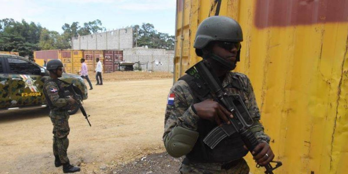 RD militariza estaciones de combustibles en frontera