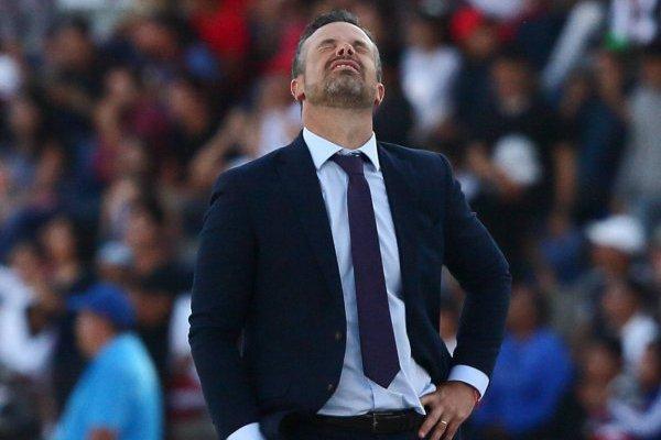 Querétaro destituye a Rafael Puente Jr. como entrenador