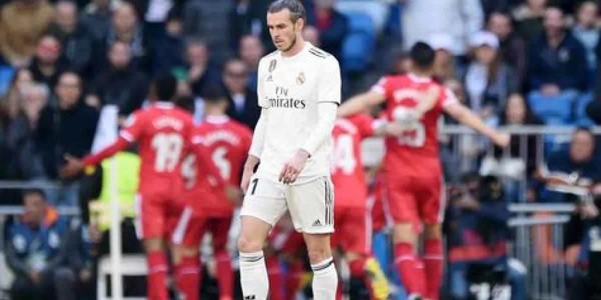 Real Madrid cae de local ante el modesto Girona