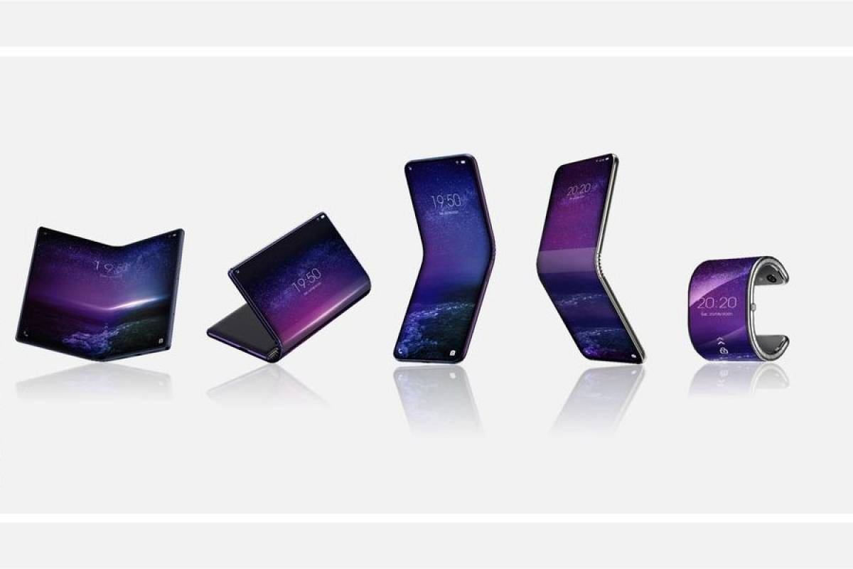 ¿Tiembla Samsung?: TCL lanzaría su smartphone plegable en el 2020