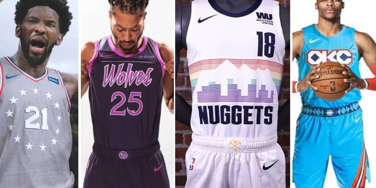 NBA del futuro: Camisetas de los equipos ahora podrán cambiar sus números y nombres con el smartphone