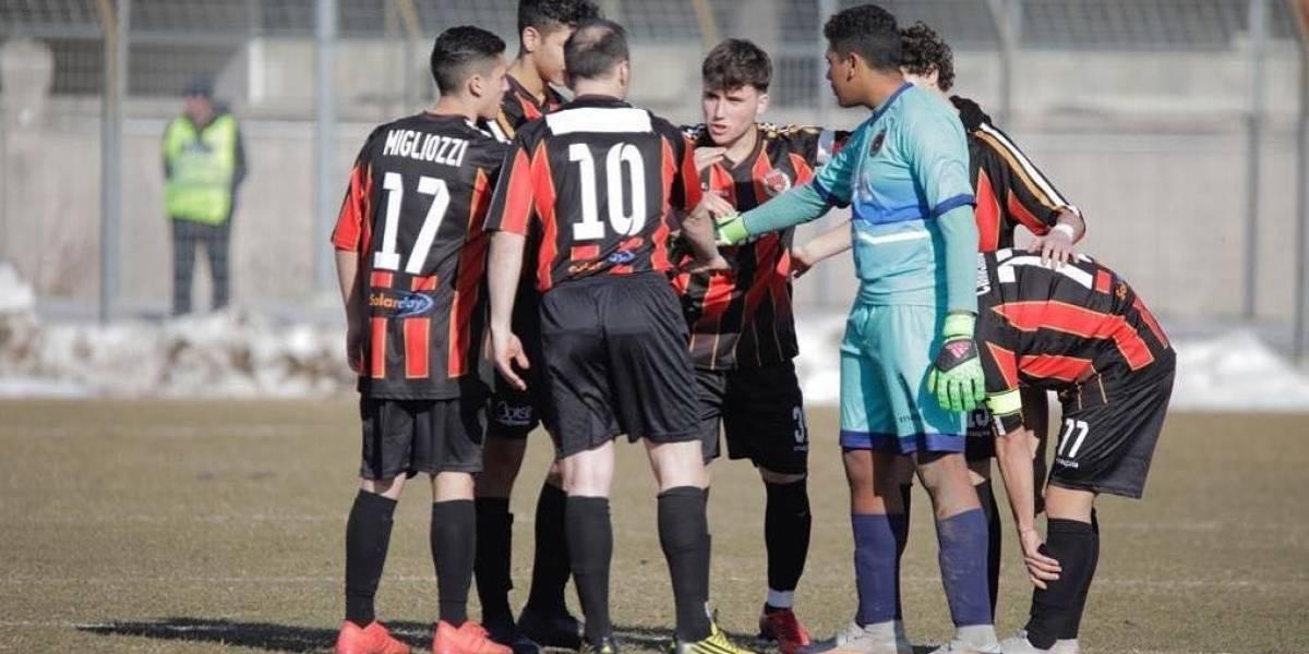 Clube italiano é expulso de campeonato após perder de 20 a 0