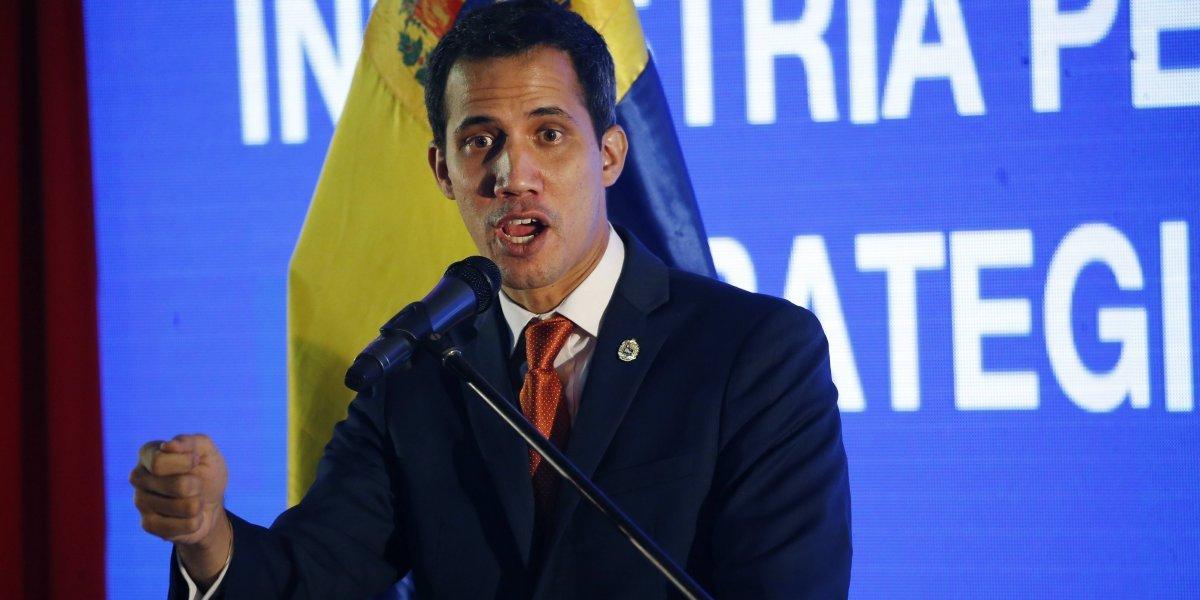 Trump anunciará su respaldo a Juan Guaidó