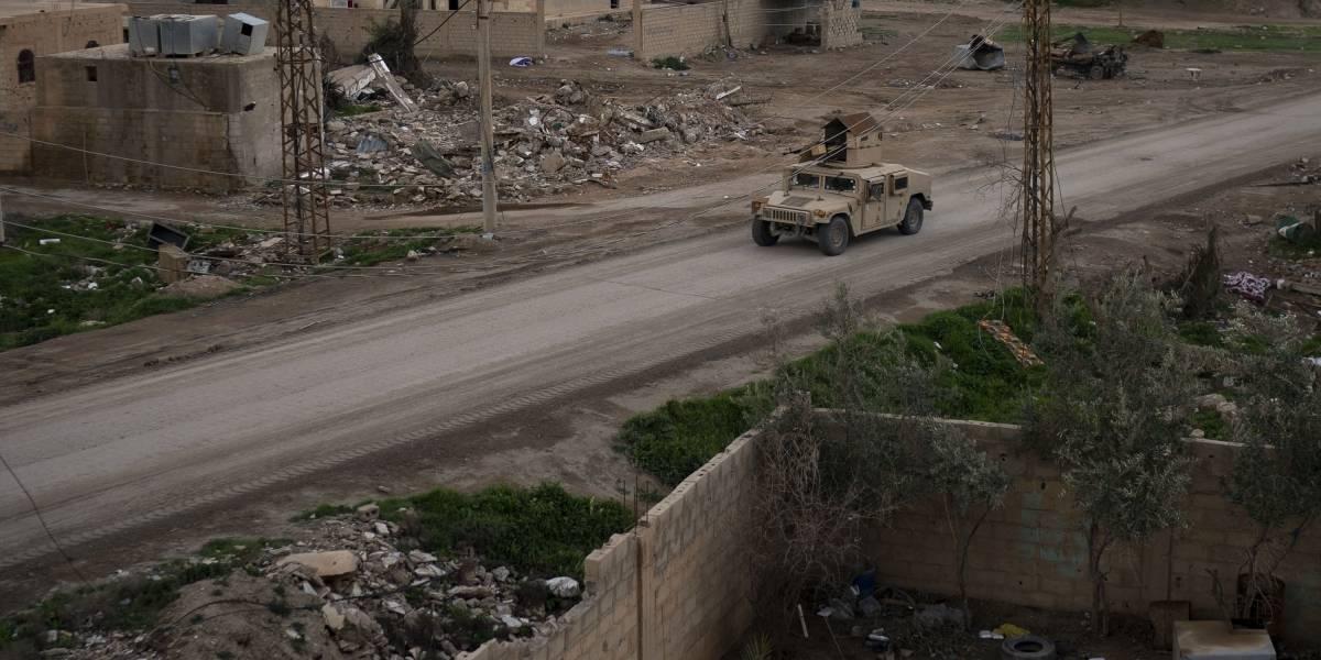 Combatientes de Estado Islámico se niegan a rendirse en zona de Siria
