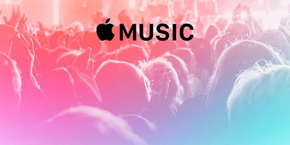 Usuarios de Apple Music pueden regalar un mes de suscripción a sus amigos