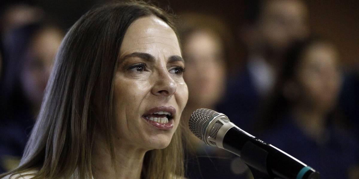 """Ministra de la Mujer y Equidad de Género tras acoso a Camila Gallardo: """"Al menos merece una disculpa"""""""