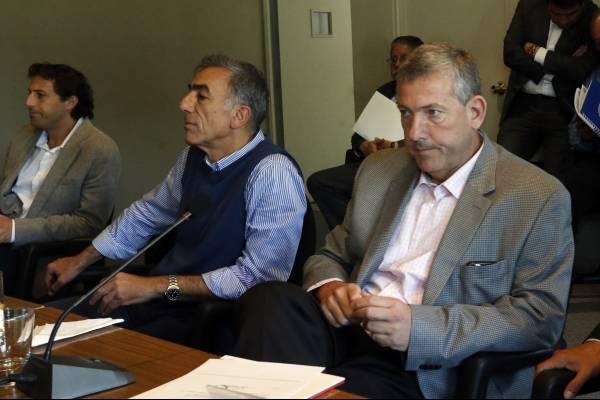 Heller y Herrera se reunieron tras los reclamos del portero