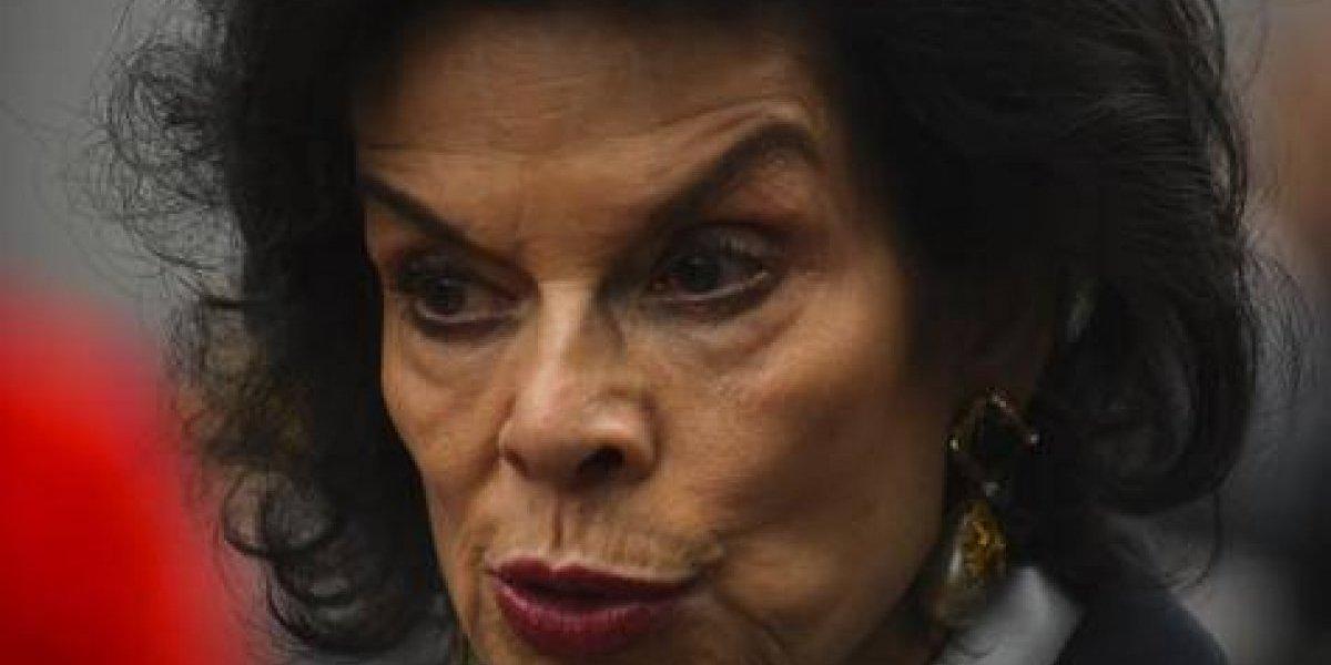 Bianca Jagger: Los enormes desafíos del activismo contemporáneo