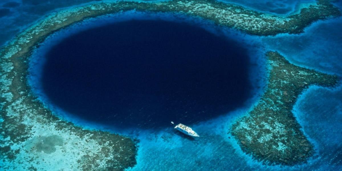 ¡Esto es lo que hay en el Gran Agujero Azul! Concluye expedición en las profundidades del sumidero