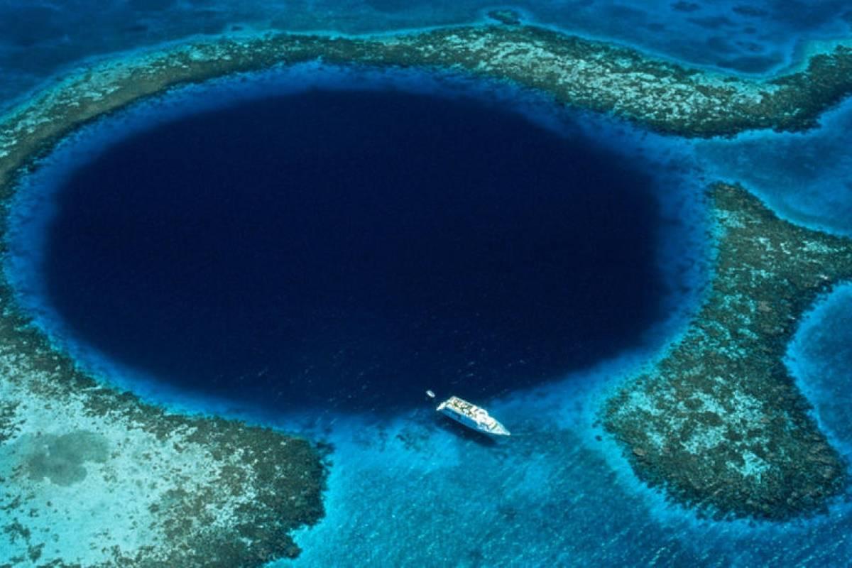 Esto es lo que hay en el Gran Agujero Azul! Concluye expedición en ...