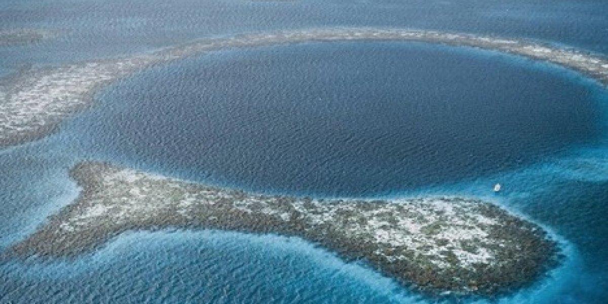 Científicos descubrieron qué había dentro del Gran Agujero Azul
