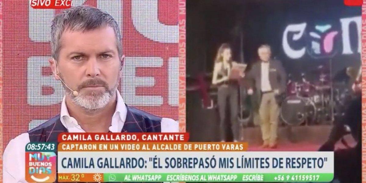 Cristián Sánchez se llenó de elogios tras defender con garras a Camila Gallardo: no así Raquel Argandoña