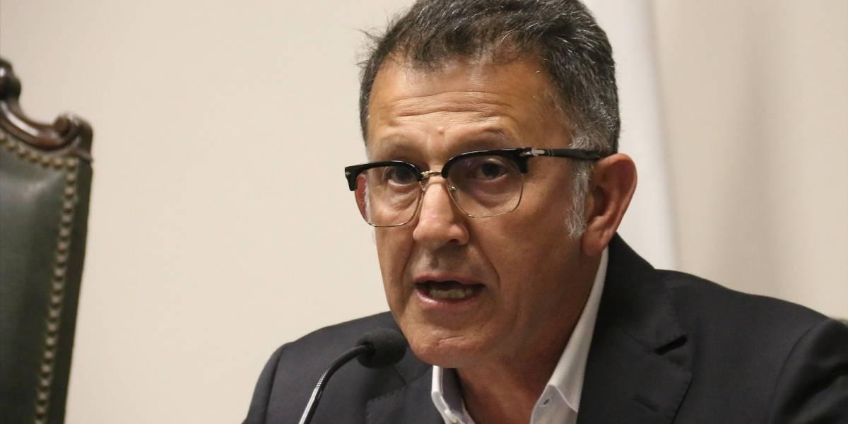 ¡Atención! Confirmado el reemplazo de Juan Carlos Osorio en Paraguay