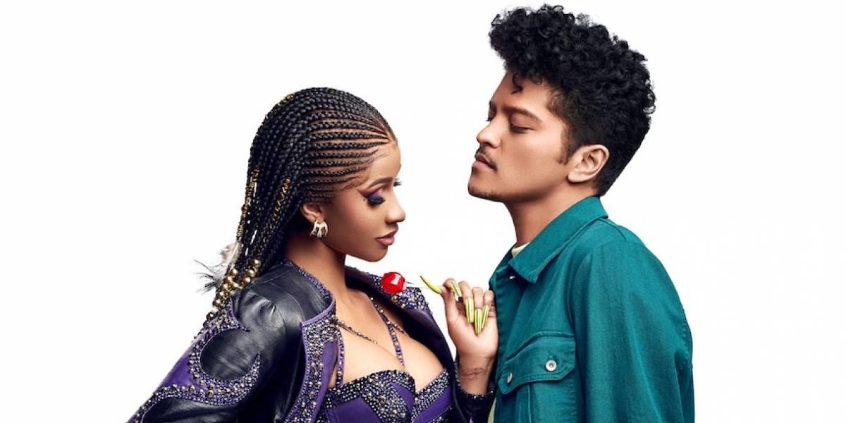 'Please Me', la nueva canción de Cardi B y Bruno Mars