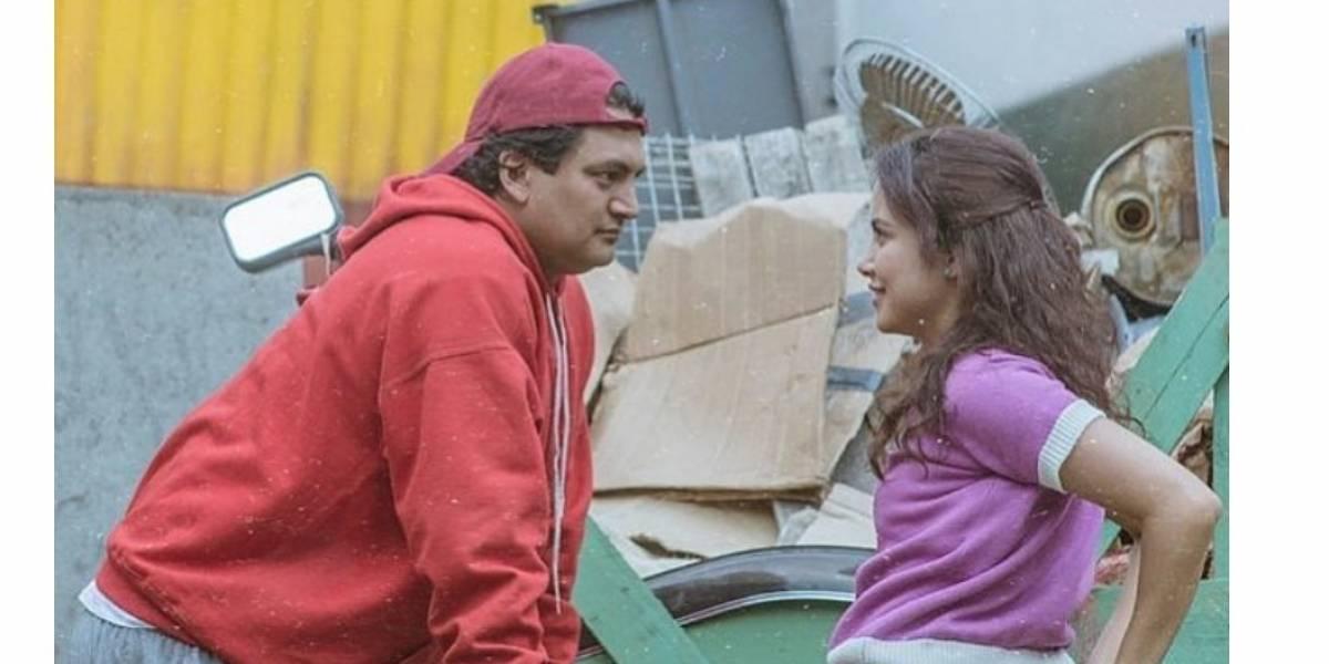 Ella es Katherine Escobar, la bella actriz que personifica a Gloria joven en 'La gloria de Lucho'