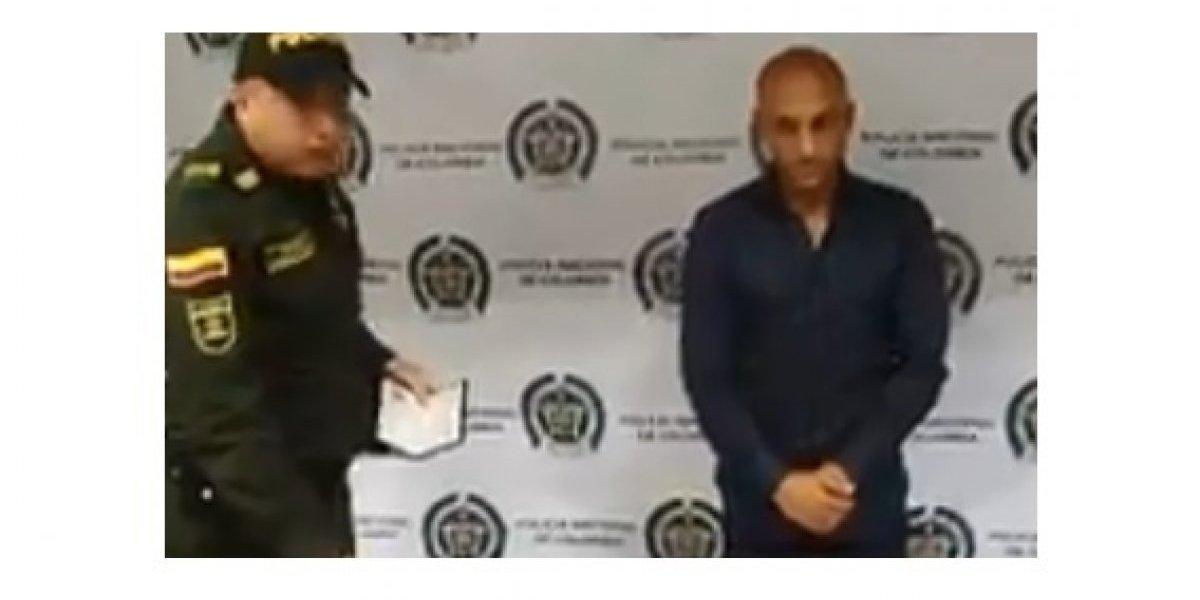 Se conoció la condena contra Diego León Osorio por tráfico de drogas