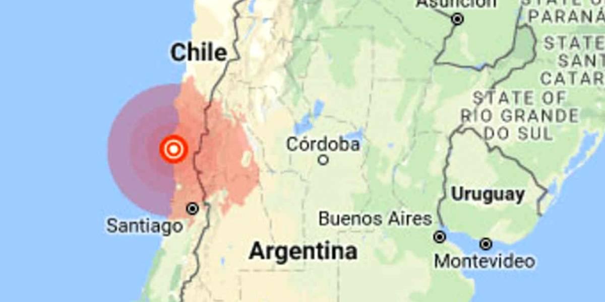 Descubren las pruebas de un megaterremoto en Chile: pudo alcanzar los 9,4 grados Richter