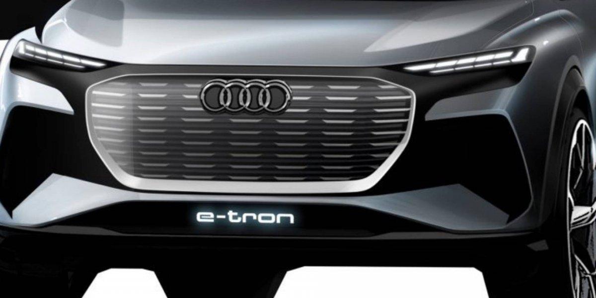 Audi Q4 e-tron: marca alemã solta fotos do carro que será apresentado no Salão de Genebra 2019