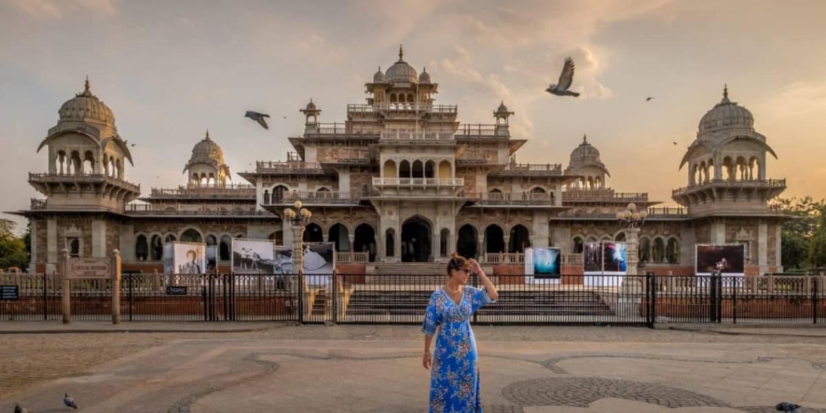 11 lugares para ir en Jaipur, la ciudad rosa de India