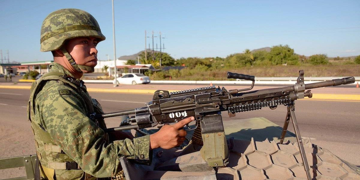 Guardia Nacional extraordinaria, regulada, fiscalizada y subordinada