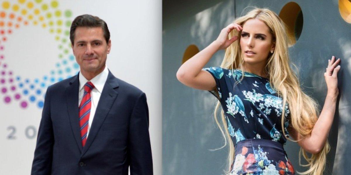 Tania Ruiz revela detalles de su relación con Enrique Peña Nieto