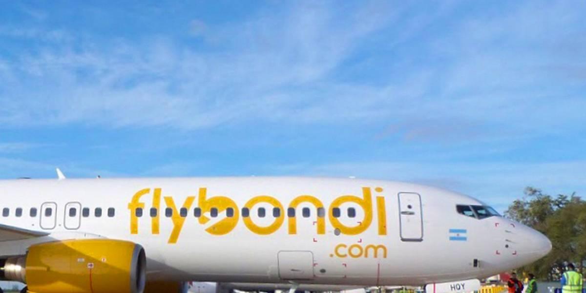 Companhia aérea low cost argentina recebe autorização da Anac para atuar no Brasil