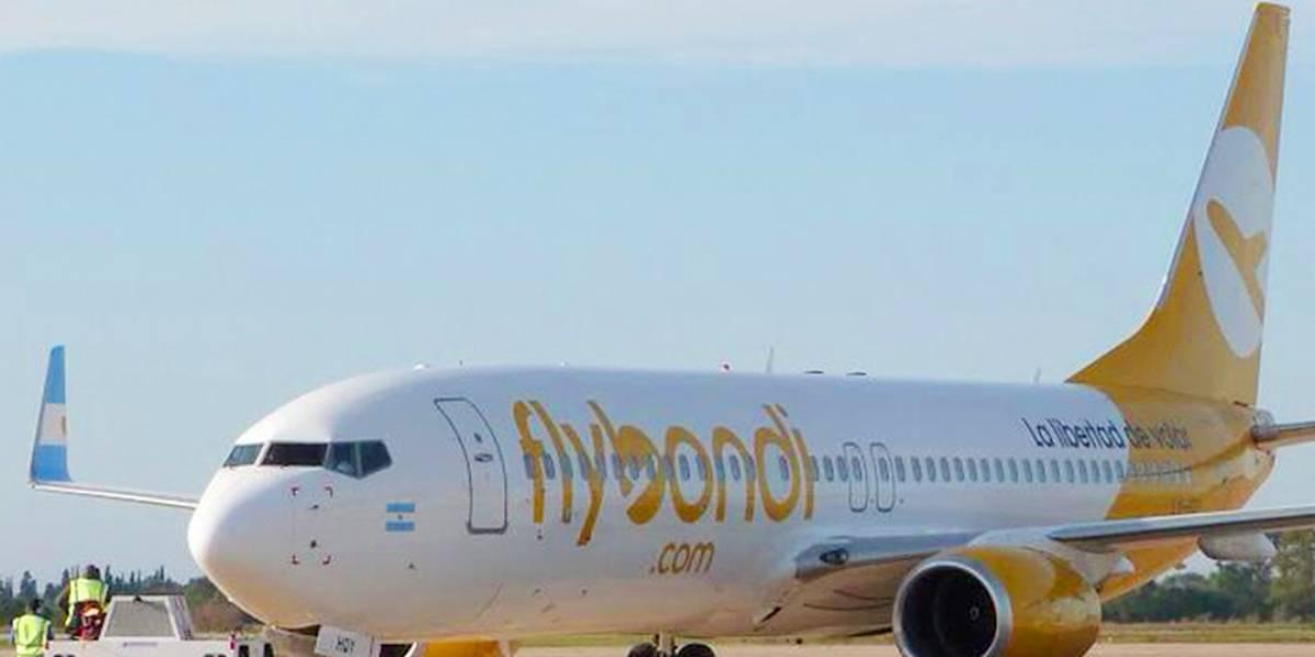 Flybondi: Companhia aérea 'low cost' da Argentina tem autorização para operar no Brasil