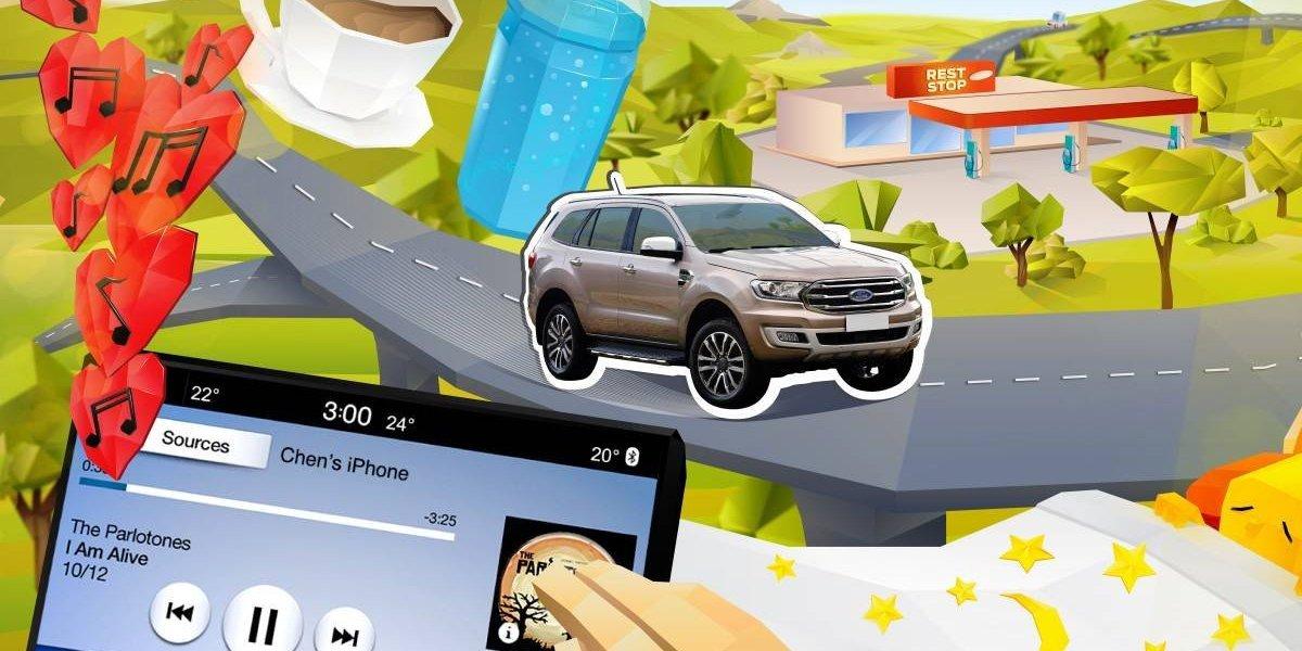 Consejos para mantenerse alerta al volante
