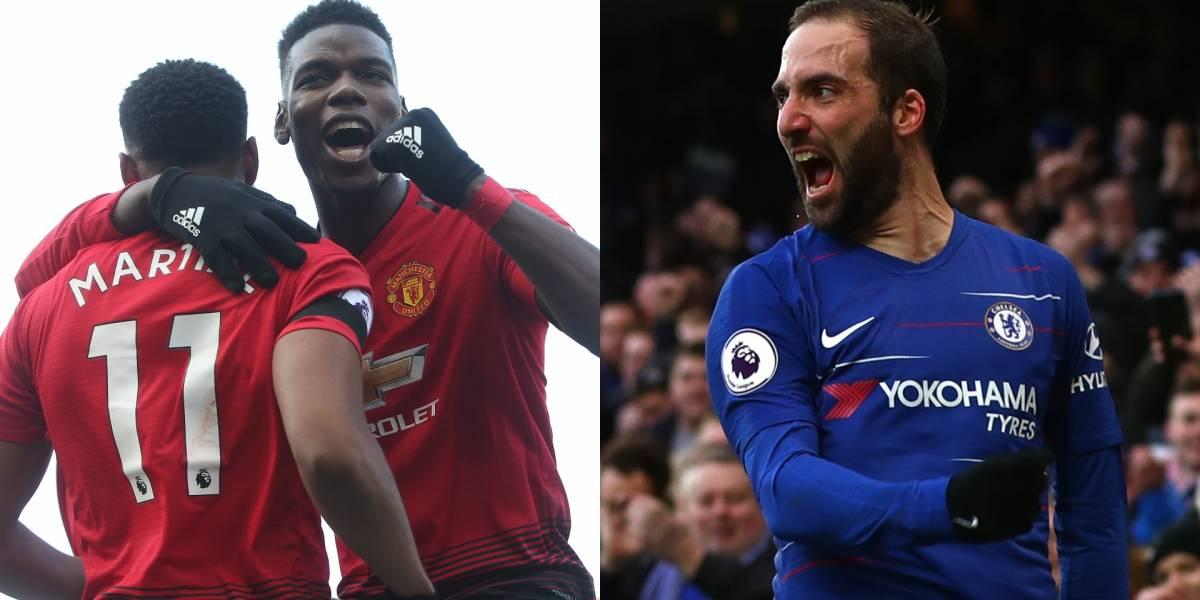 Chelsea vs. Manchester United: ¡Se paralizan Inglaterra y el mundo del fútbol!