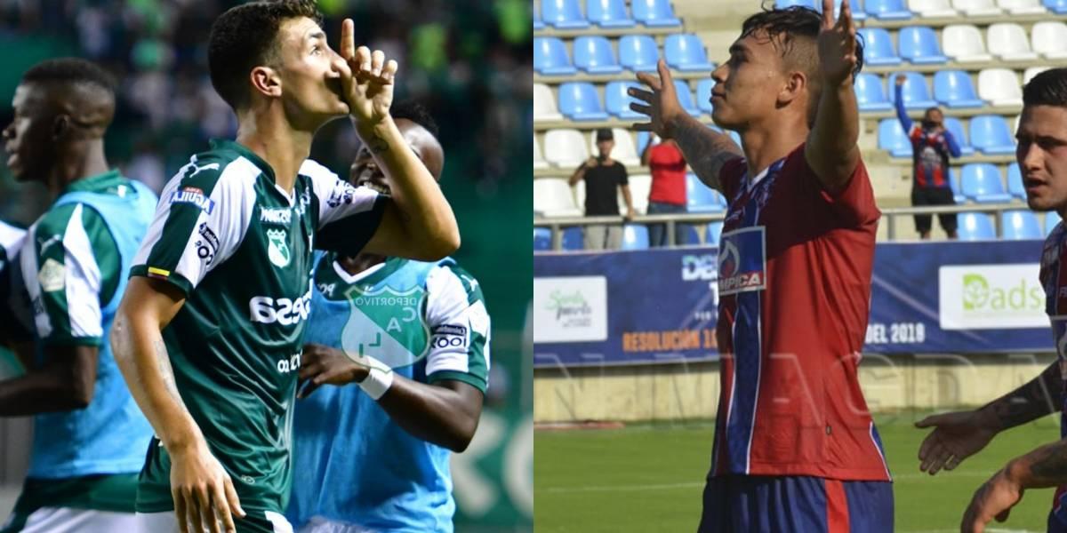 Deportivo Cali vs. Unión Magdalena: ¡duelo de artilleros en el cierre de la fecha 5!