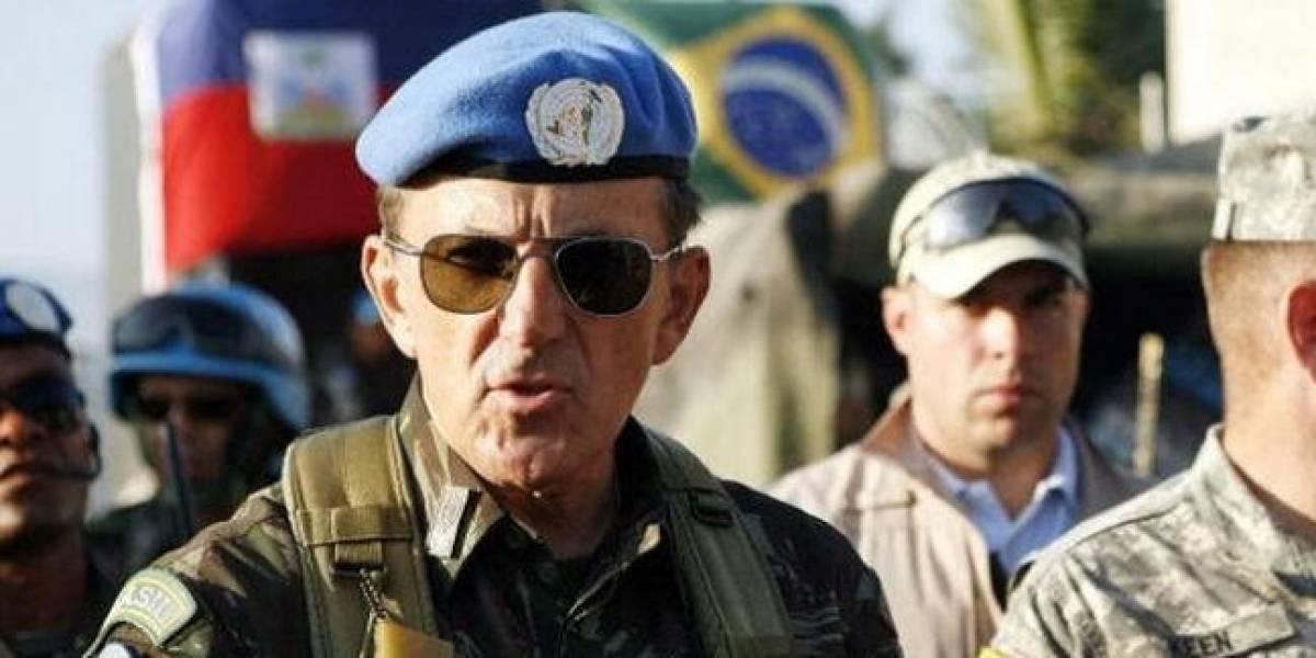 General Floriano Peixoto substitui Bebianno na Secretaria-Geral da Presidência