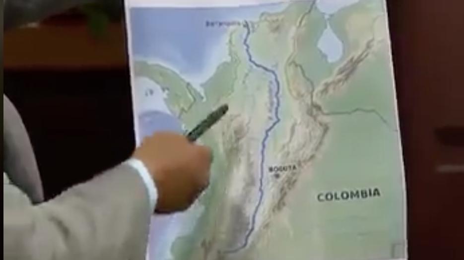 Video muestra cómo los chavistas piensan atacar a Colombia si se invade a Venezuela