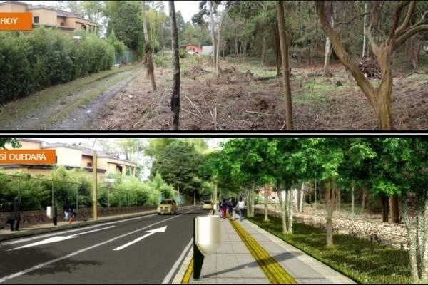 Carrera 15 San Lucas Medellín