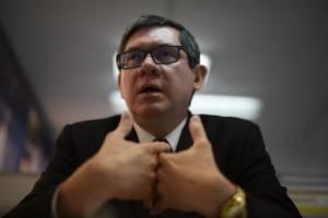 Ovidio Orellana, presidente electo CANG