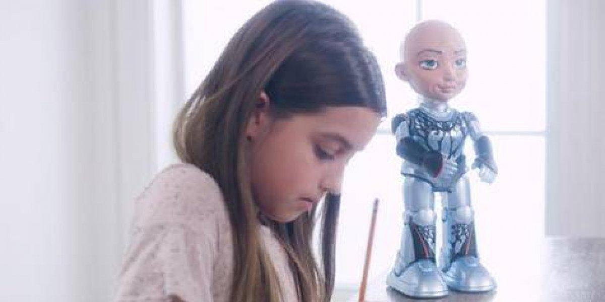 5 mejores robots para niños