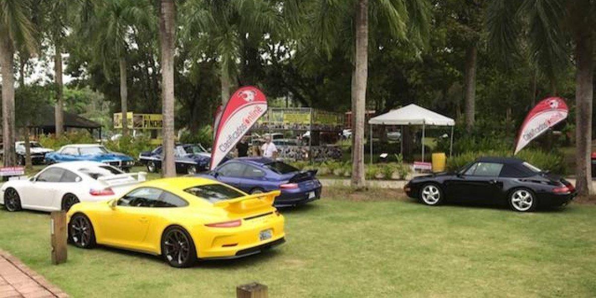 Realizarán primer Festival de carros Porsche para Fundación JJ Barea