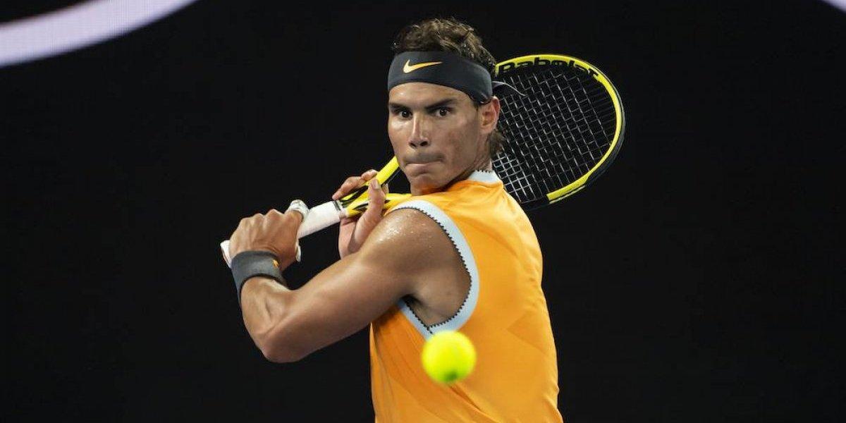 Rafael Nadal inaugura academia de tenis en Cancún