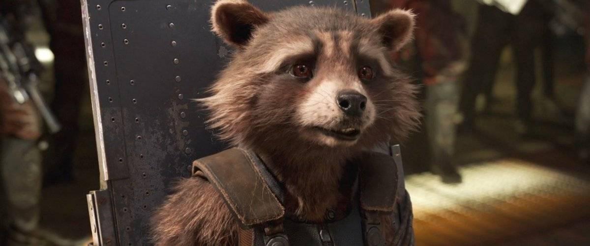 Cooper dubla o personagem Rocket Racoon em Guardiões da Galáxia (2014) e Vingadores: Guerra Infinita (2018) Divulgação