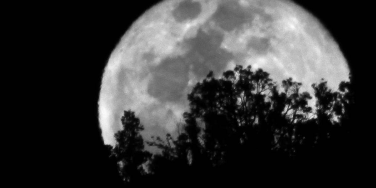 Superluna será visible esta noche sobre el cielo de Puerto Rico