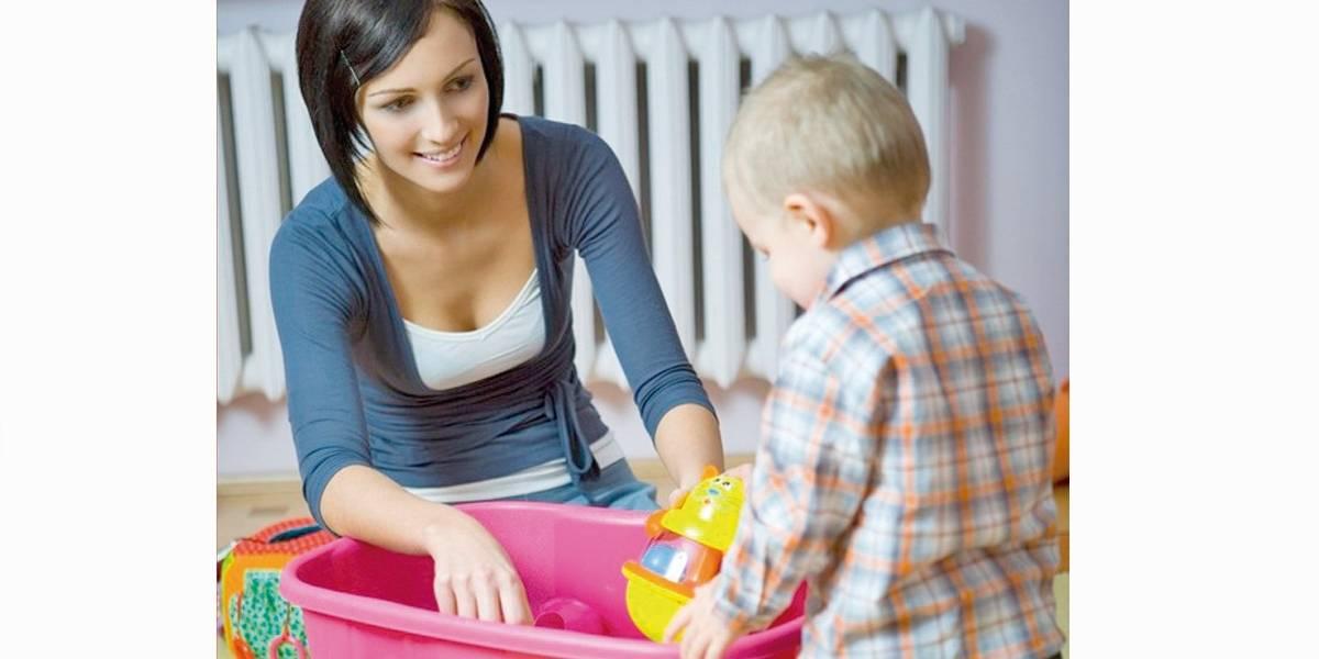 5 dicas para seu filho(de qualquer idade) arrumar a própria bagunça