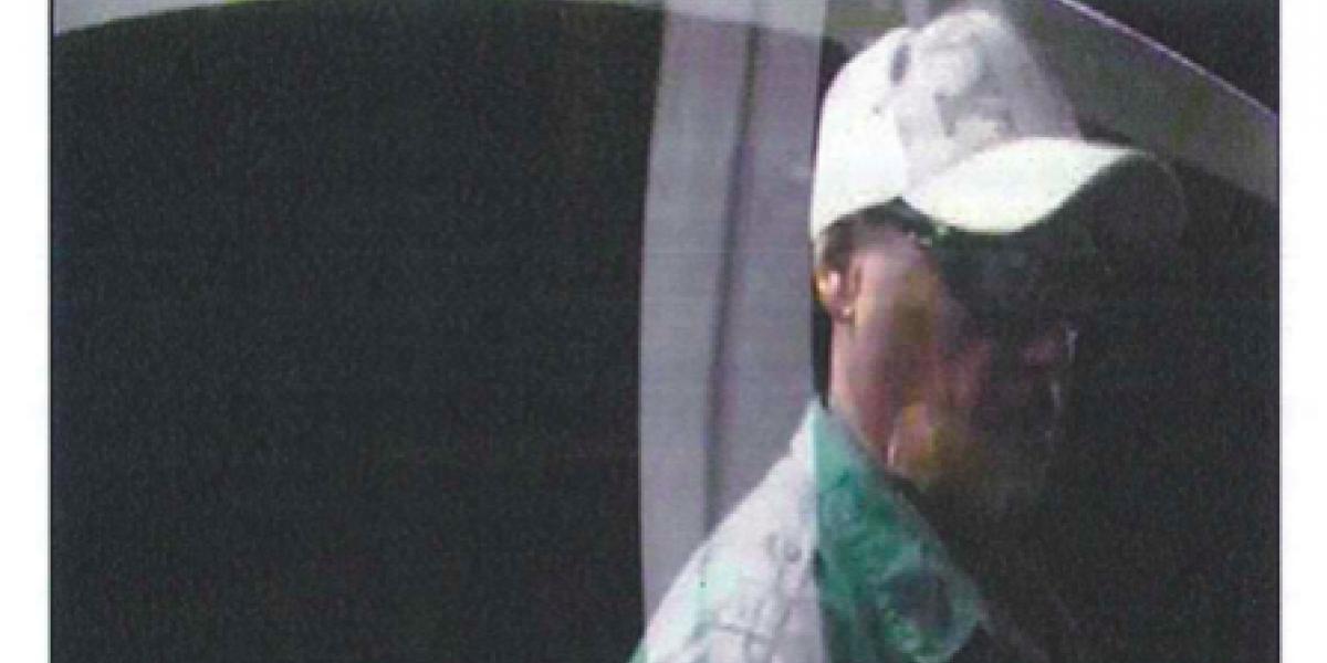 Buscan a este hombre por retirar dinero con tarjetas robadas