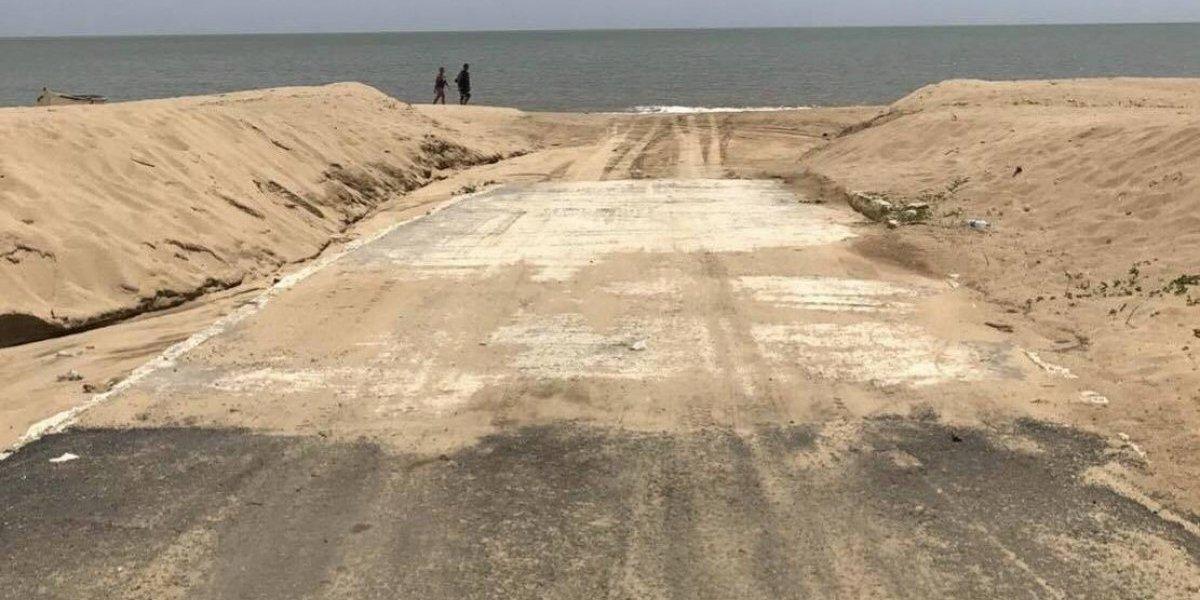 Anuncian reconstrucción de rampa para pescadores del oeste
