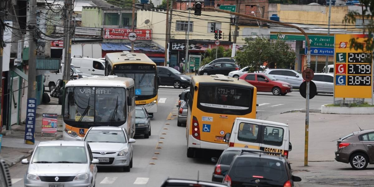 PM reforça patrulhamento na avenida Jacu Pêssego após denúncias de arrastões