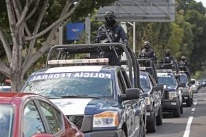 Se van las FRIM y llegan las BOIS a vigilar Guadalajara