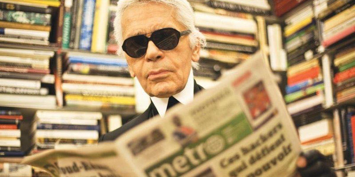Fallece el diseñador Karl Lagerfeld