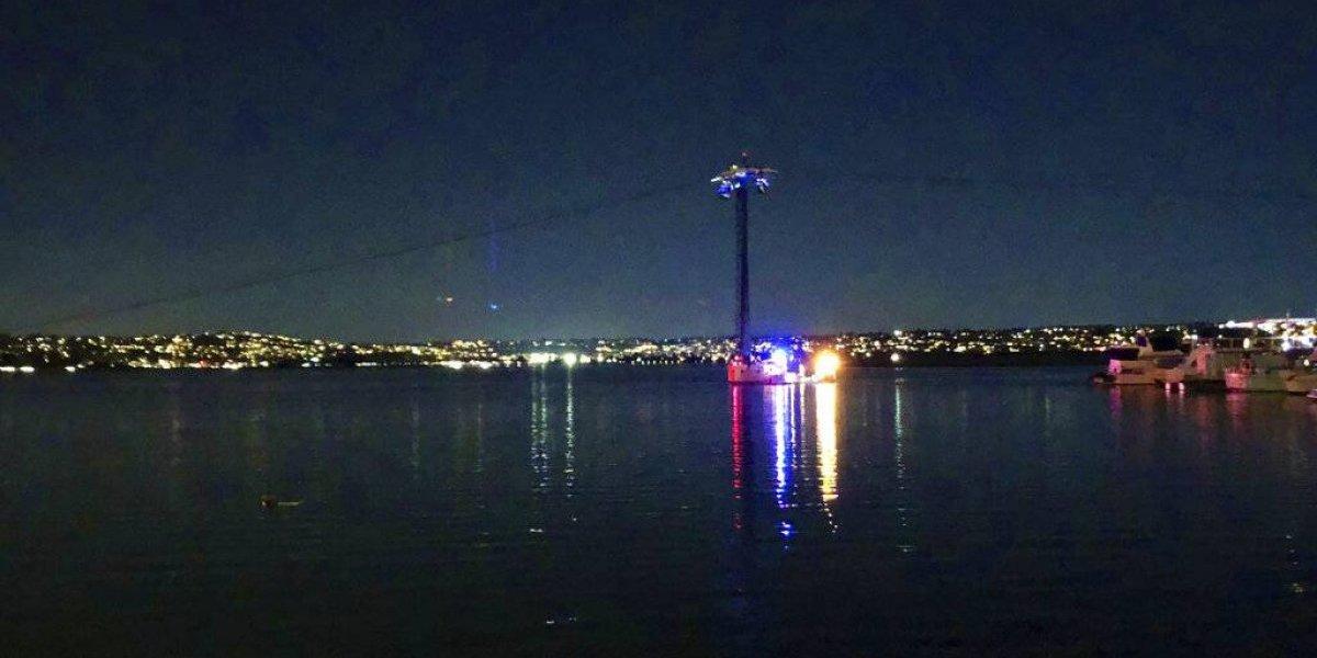 Rescatan personas atrapadas en atracción SeaWorld de San Diego