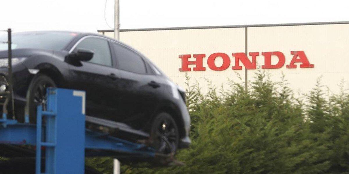 Honda cierra su fábrica en Inglaterra